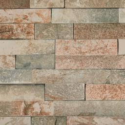 Aqua 1000 - Stone Brick Matt Bathroom Wall Cladding Panels