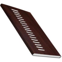 Rosewood UPVC Vented Soffit Board