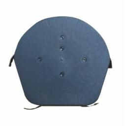 Easyverge Grey Round Ridge End Cap
