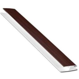 Rosewood Soffit Board H Section 5mt