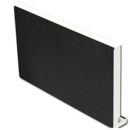 Black Ash 18mm Replacement Fascia Board 5m
