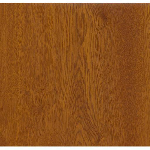 Golden Oak PVC 60mm x 60mm Rigid Angle