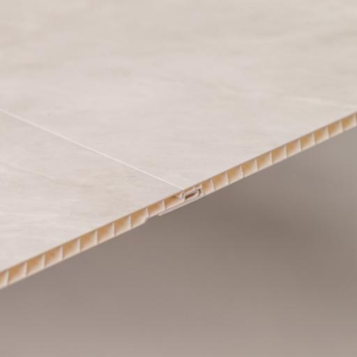 Aqua 250 Grey Marble PVC Bathroom Wall Cladding 2700mm x 250mm x 5mm (Pack of 4)