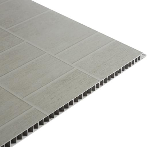 Aqua 1000 - Light Grey Tile