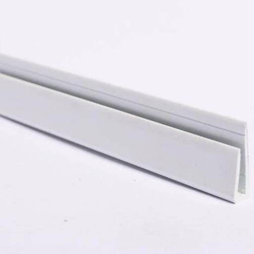 Hygienic Wall Cladding Capping Strip