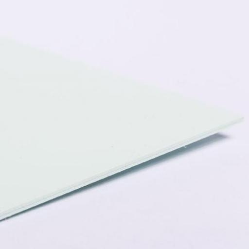 Hygienic Wall Cladding Sheet Pastel Green