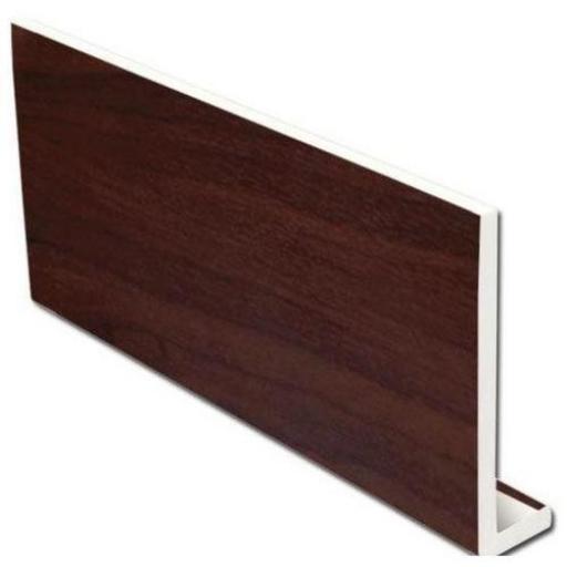 Rosewood Fascia Capping Board 9mm x 5m