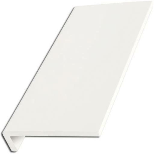 White Square UPVC Internal Window Sill & Board