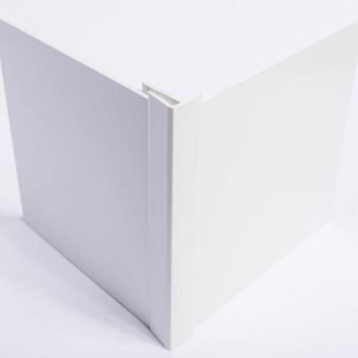 Hygienic Wall Cladding External Corner Joint