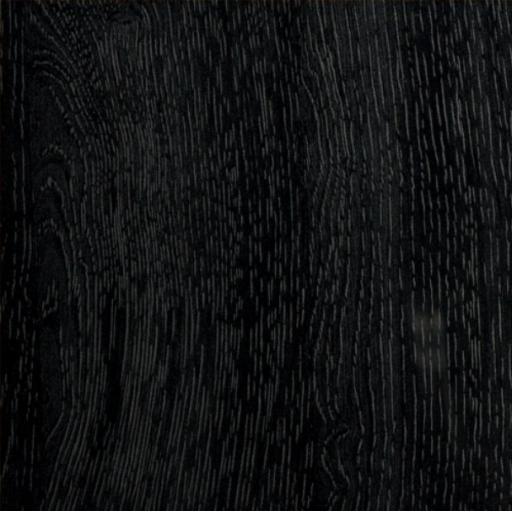 Black Ash PVC Flat Back Architrave 45mm