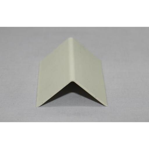 Hygienic Wall Cladding Internal Angle Pastel Cream