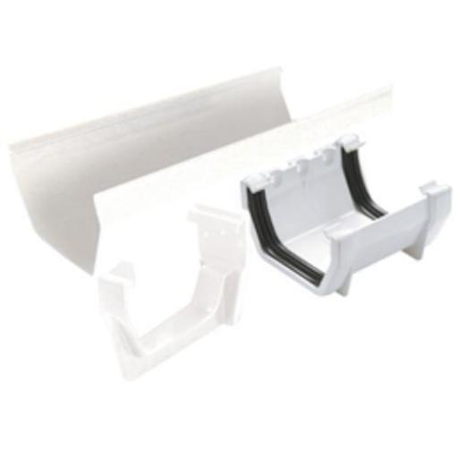 Gutter Kit and Accessories for Self Support Roof
