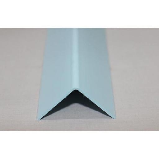 Hygienic Wall Cladding Internal Angle Pastel Blue