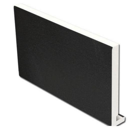 200mm Black Ash Replacement Fascia Board