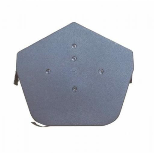 Easyverge Grey Universal Ridge End Cap