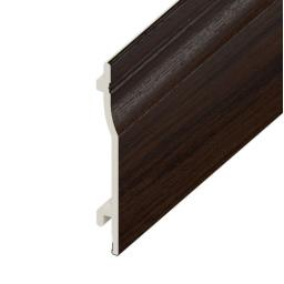 125mm Rosewood External Shiplap Cladding