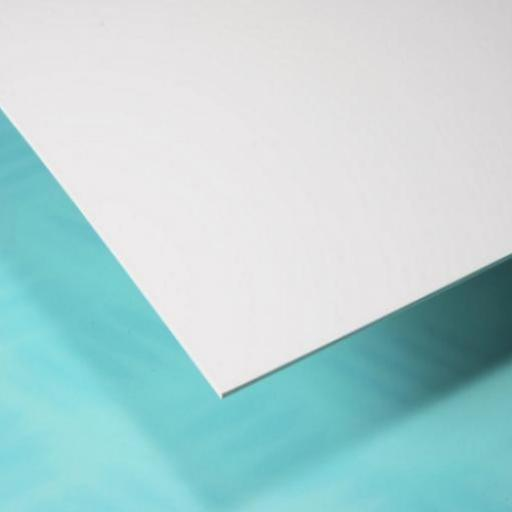 Budget 3mm White Hygienic Wall Cladding Sheet
