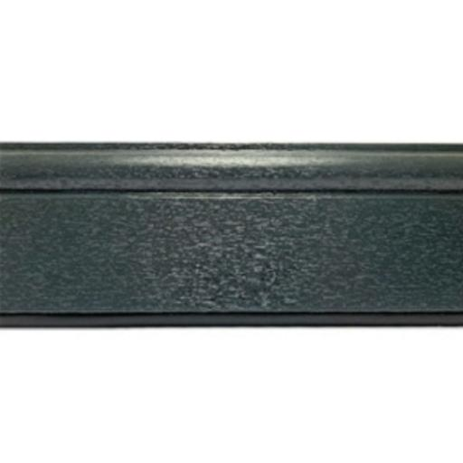 100mm Anthracite UPVC Skirting Board - 5m Torus