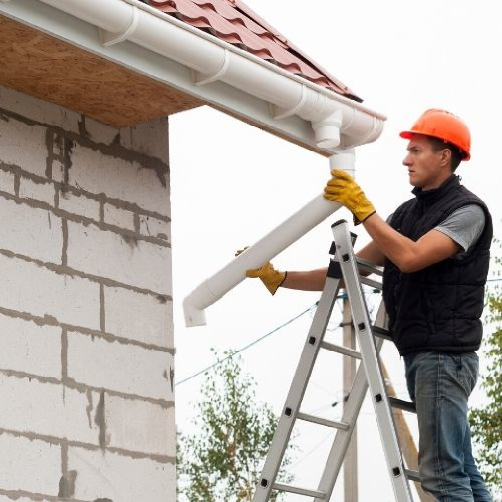 What's the best type of gutter?