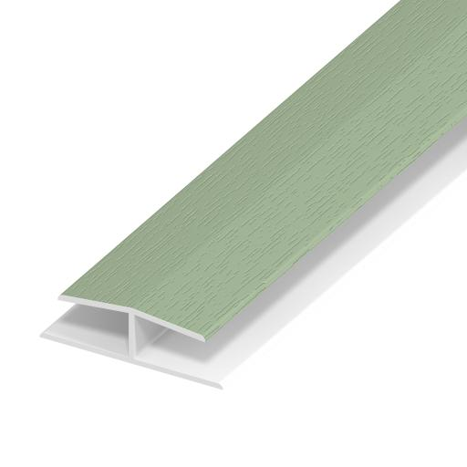 Chartwell Green Soffit Board H Section 5mt