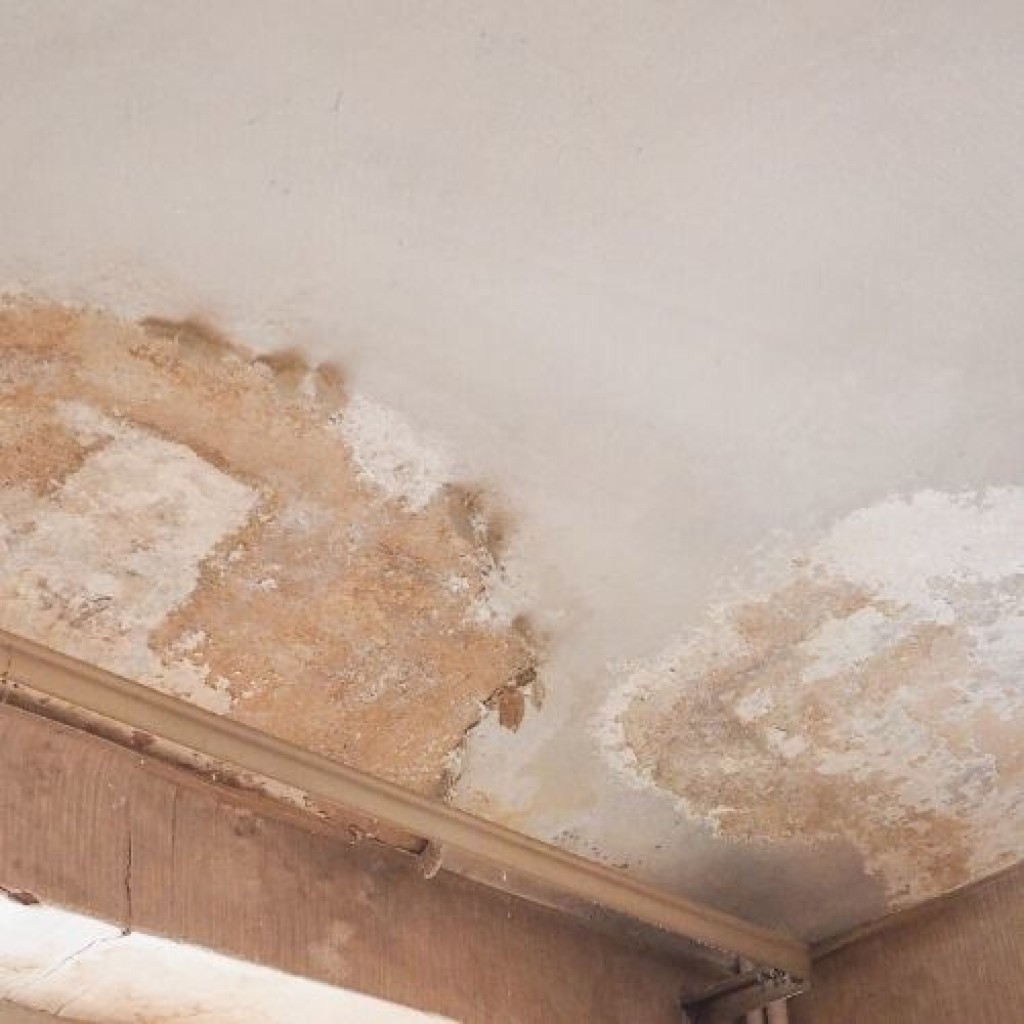 Can Guttering Cause Damp?