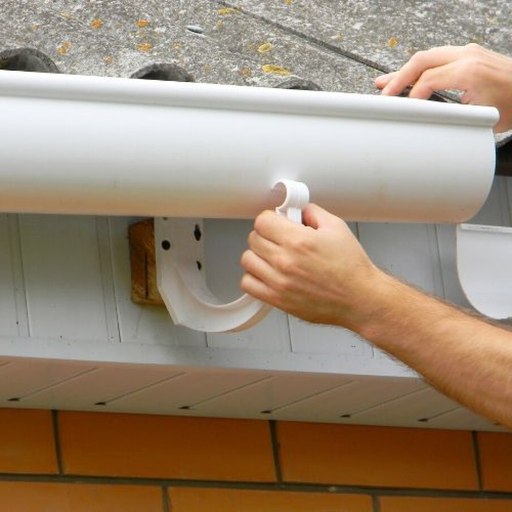 Guide on How To Install Guttering