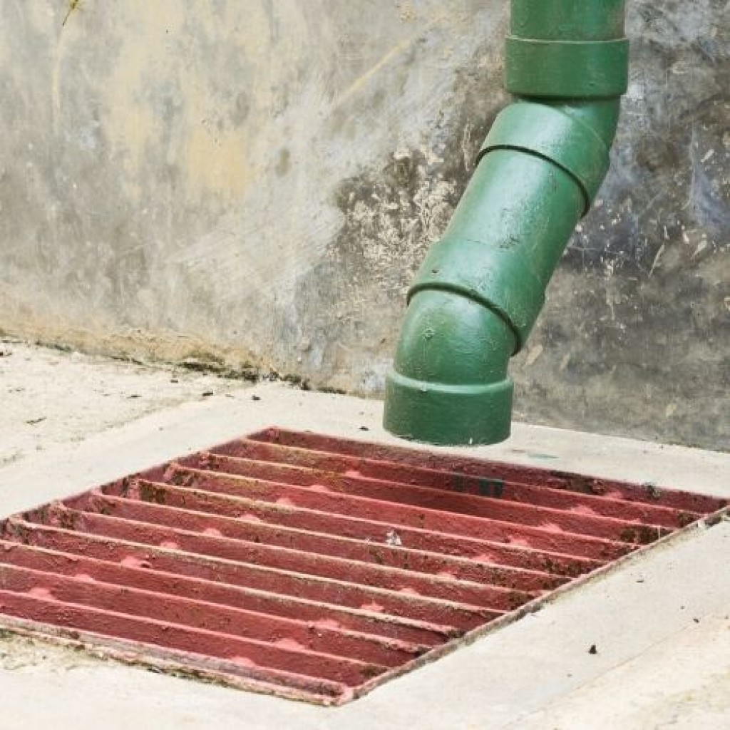 Where Does My Gutter Drain To?