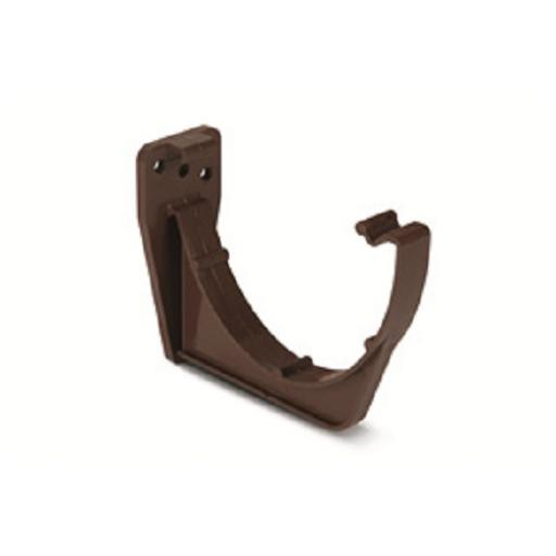 Brown Deepflow Fascia Bracket