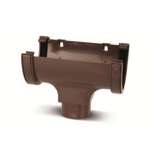 Brown Deepflow Running Outlet