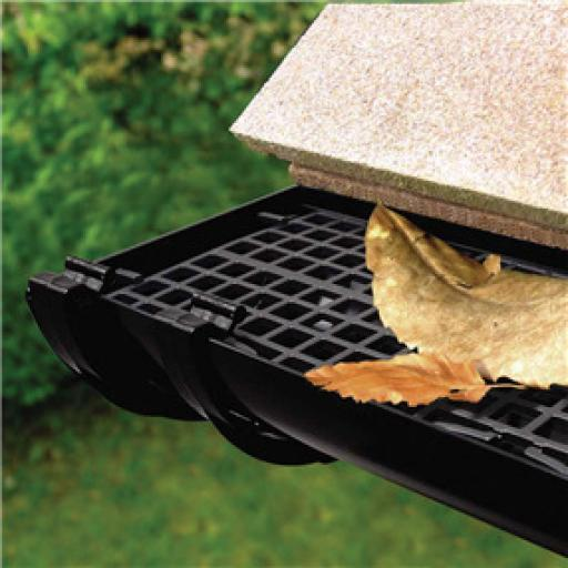 Gutter Guard 5m (Pack of 10 x 0.5m)