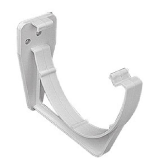White Deepflow Fascia Bracket