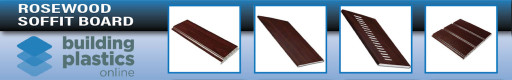 Rosewood Soffit Board