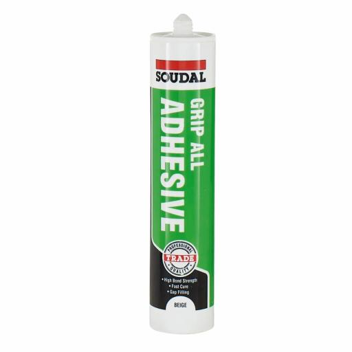 290ml Soudal Grip All Adhesive