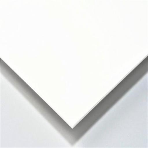 Hygienic Wall Cladding PVC Sheet White