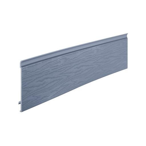 Pigeon Blue Coastline Exterior Cladding 203mm x 5m