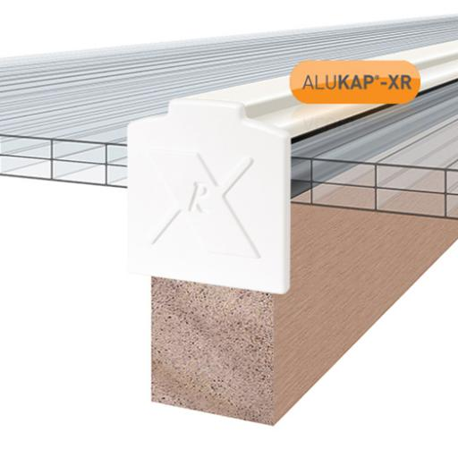 Alukap-XR 45mm Glazing Bars Without Rafter Gasket