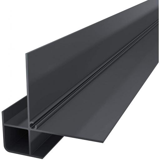 External Corner Trim Anthracite Grey Coastline Cladding Profile