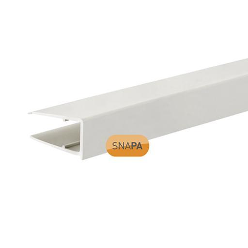 Snapa PVC Drip Trim 2.1m