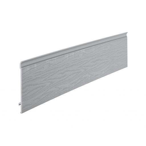 Moondust Grey Coastline Exterior Cladding 203mm x 5m