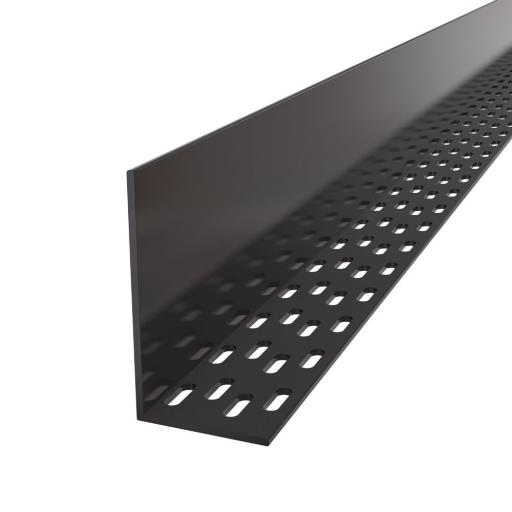 Head Trim Black Coastline Cladding Profile