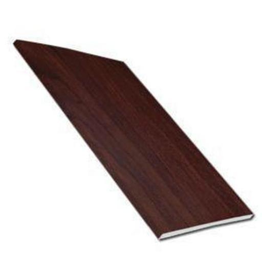 Rosewood UPVC Plain Soffit Board