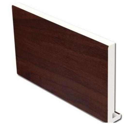Rosewood Replacement Fascia Board 18mm x 5m