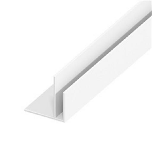 Shiplap Starter Batton Trim White