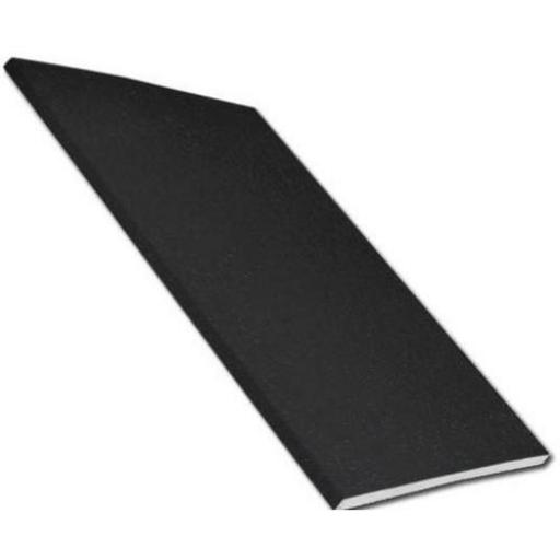 Black Ash UPVC Soffit Board