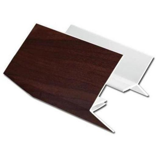 Shiplap 2 Part External Corner Joint Rosewood